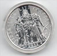10 € En Argent : Hercule - France