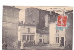 25195 DIEULOUARD - Façade De L'ancien Château -Lorraine Illustrée - Ed Henrion -tabac - Dieulouard