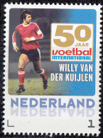 Nederland - 27 Augustus 2015 - 50 Jaar Voetbal International - Willy Van Der Kuijlen - PSV/MVV - MNH - Niederlande