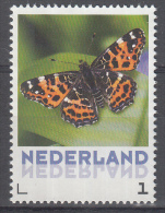 Nederland - Uitgiftedatum 6 Maart 2015 – Vlinders/Butterflies – Landkaartje - Araschnia Levana - MNH/postfris - Netherlands