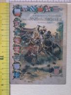 Cart.-   In Memoria Del IV Centenario Della Dsfida Di Barletta -13 Febbraio 1903. - Non Classificati