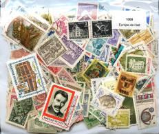 Lot 1000 Timbres Europe De L´est - Briefmarken