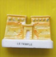 Fève - L Année De L' Egypte - Le Temple -  Réf AFF 1999 59 - Histoire