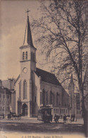 GENEVE, Switzerland; Eglise St. Joseph, 00-10s - GE Ginevra