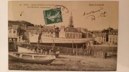 Binic.bateau Gresillon Sur Les Chantiers