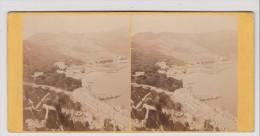 Vues Stéréoscopiques Photo Sur Carton - Villefranche Et Sa Darse - Stereoscoop