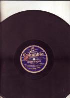 DISQUE GRAMOPHONE  - PECHEURS DE PERLES ROMANCE DE NADIR - BIZET- RPYS D´YS LALO - 78 T - Disques Pour Gramophone