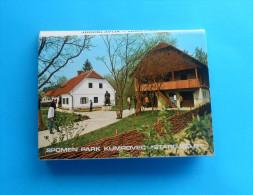 KUMROVEC - Croatia Ex Yugoslavia * Museum & Memorial Park Of Yugoslavian Communist President Josip Broz Tito - 12 PHOTOS - Reproductions