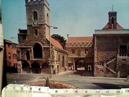 ENGLAND  ABINGDON CHURCH ST  NICHOLAS  VB1981 FB7014 - Inghilterra