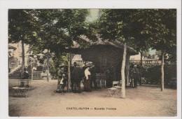 CPA - Chatel-Guyon - Buvette Yvonne - Châtel-Guyon
