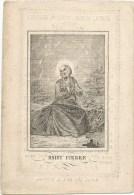 54.MICHEL HUYNEN - AUBEL 1850 - Imágenes Religiosas
