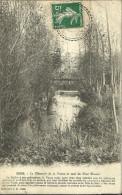 Sens Le Deversoir De La Vanne En Aval Du Pont Bruant - Sens
