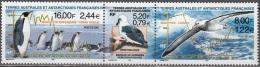 TAAF 2000 Yvert 270 - 272 Neuf ** Cote (2015) 15.00 Euro Oiseaux - Neufs