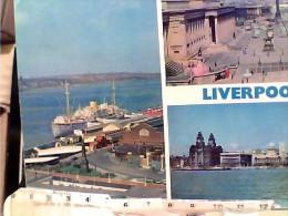 ENGLAND LIVERPOOL VUES  NAVE SHIP CARGO  VB1967 FB7033 - Liverpool