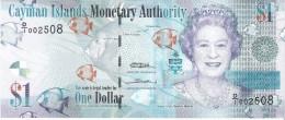 Cayman Islands - Pick 38a  - 1 Dollar 2010 - Unc