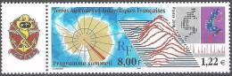 TAAF 2000 Yvert 266 Neuf ** Cote (2015) 3.80 Euro Programme Sommeil - Neufs