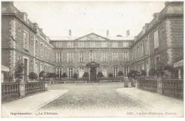 INGELMUNSTER - Le Château - Edit. Carlier-Dispersyn, Roulers - Ingelmunster