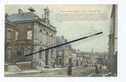 CPA -  Rozoy Sur Serre   - L'Hôtel De Ville - Autres Communes