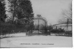 Dpt 33 Caudéran Monrabeaud, Vue Du Lotissement 1920 Neuve BE Carte Publicitaire - France