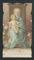Marie Est La Mère De L'espérance.... Bouasse Jeune. - Images Religieuses