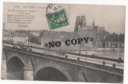 ORLÉANS  -  Vue Générale - France