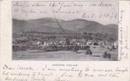 Maine Andover Andover Village  1906