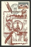 29 - FINISTERE / 12ème Congrès Philatélique CONCARNEAU 04.1966 - Cachets Commémoratifs