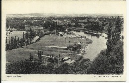 ANGOULEME , Vallée De La Charente , 1939 - Angouleme