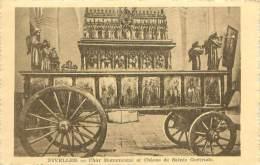NIVELLES - Char Monumental Et Châsse De Sainte Gertrude - Nijvel