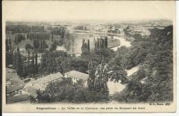 ANGOULEME , Vallée De La Charente , Vue Prise Du Rempart Du Nord - Angouleme