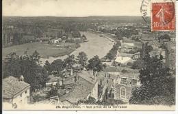 ANGOULEME , Vue Prise De La Terrasse , 1926 - Angouleme