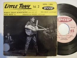 Little Tony - Who's That Knocking? - Pop 3004 - France - Vinyl-Schallplatten