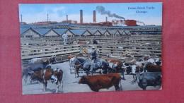 Illinois> Chicago  Union Stock Yard     Ref --2060 - Chicago
