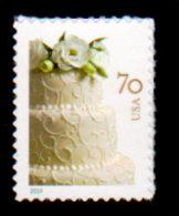 USA, 2014, Scott #4867, Wedding Cake, 2nd Ounce 70c.  MNH, VF - Unused Stamps