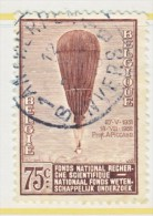 BELGIUM  251    (o)  HOT AIR  BALLOON - Used Stamps