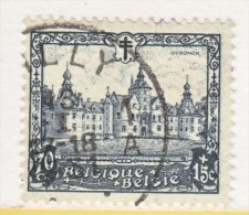 BELGIUM  B 102    (o)  CASTLE - Used Stamps