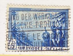 BELGIUM  B 130    (o)   WATERLOO - Used Stamps