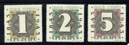 1945  Centenaire Du Timbre Brésilien  Série De 3 Valeurs ** - Airmail
