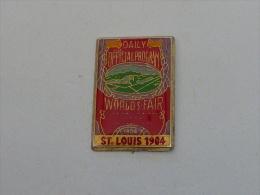 Pin's WORLD FAIR SAINT LOUIS 1904 - Pin's