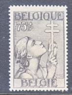 BELGIUM   B 147    Fault   *   ANTI - T.B. - Belgium