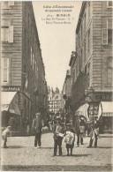 Côte D´Emeraude - St-MALO - La Rue St-Vincent - Saint Malo