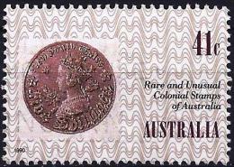 Australia 1990 - Old Coin ( Mi 1203 - YT 1163 ) - Monnaies