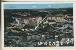 Glogau V.1915 Teil-Stadt-Ansicht (13029) - Schlesien