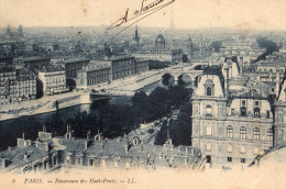 PARIS - Panorama Des Huits-Ponts - France
