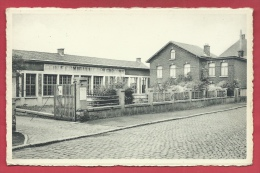 Gouy-lez-Piéton - Ecole Des Garçons  ( Voir Verso ) - Courcelles