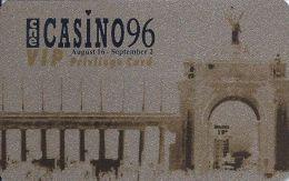 CNE Casino 96 VIP Privilege Card - Casino Cards