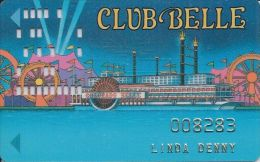 Colorado Belle Casino 1st Issue Slot Card From Laughlin, NV - Casino Cards