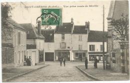 SAINT-CHERON (S.-et-O.) - Vue Prise Route DeBâville - Saint Cheron