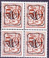 Belgien Belgium Belgique - Vorausentwertung/Precancels/Préoblitérés (Typo Farbl. Gummi GG )1986 - Postfrisch MNH - Typo Precancels 1967-85 (New Numerals)