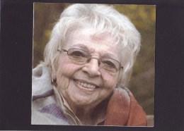 Doodsprentje Yvonne Verbeeck Geboren Rumst Overleden Antwerpen  ACTRICE - Religion & Esotérisme